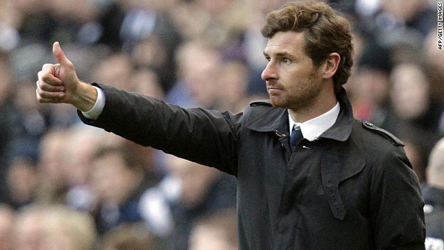 Andre Villas-Boas is back in the Premier League with Tottenham, three months after being sacked by Chelsea