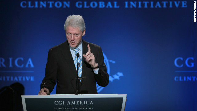 Bill Clinton has most lucrative year on speech circuit