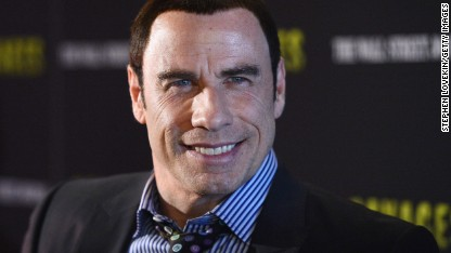 John Travolta attends the