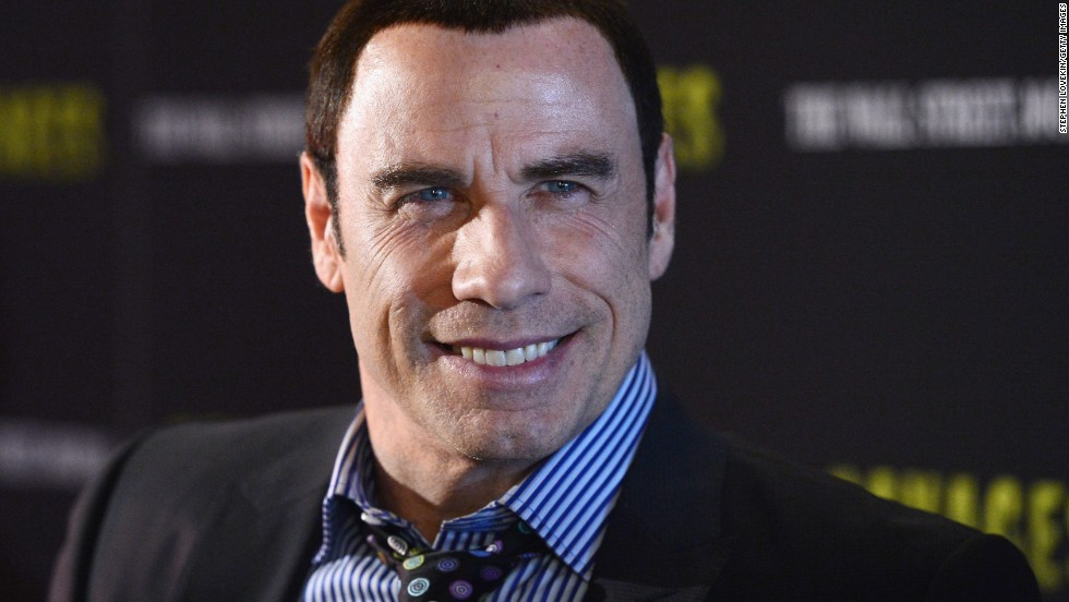 "John Travolta attends the ""Savages"" premiere in New York on June 27. Travolta became a Scientologist in 1975 and has been one of the faith's strongest supporters. Click through the gallery for a look at other celebrities who identify as Scientologists."