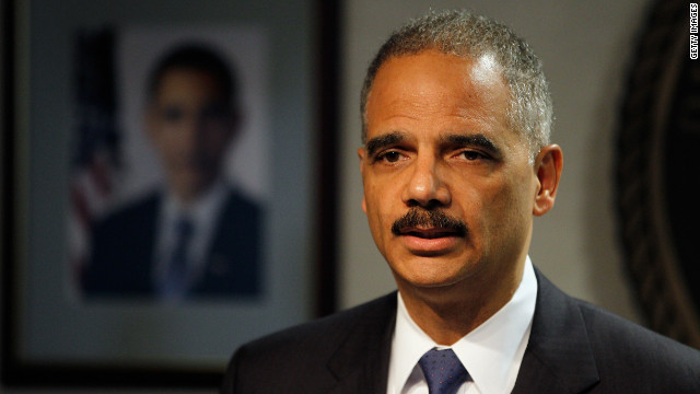 AME Church likens Congress's Holder vote to 'evil strategies' following Reconstruction