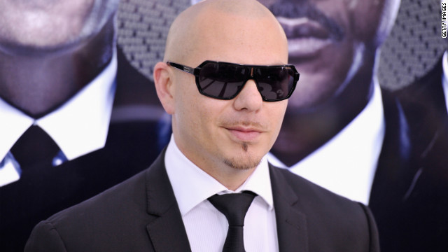 Internet voters could send rapper Pitbull to remote Alaskan city