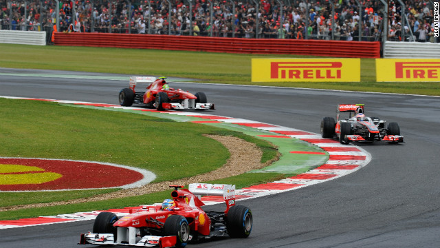 Ferrari's Fernando Alonso won last July's race and the 2012 championship leader will once again be one of the contenders this weekend.