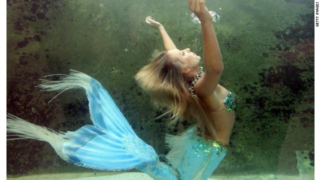 Autoridad oceánica de EE.UU. dice que las sirenas no existen