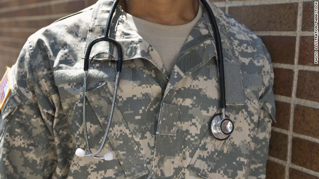 Staph infection rates among military falling