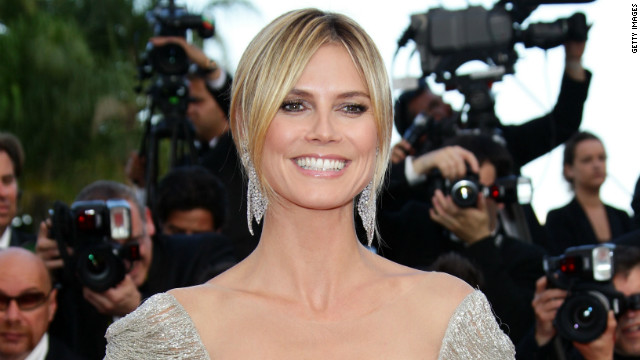 Heidi Klum: I&#039;ve moved on, and so has Seal