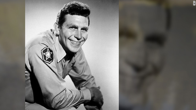 The Throwback: Sheriff Andy Taylor's many women