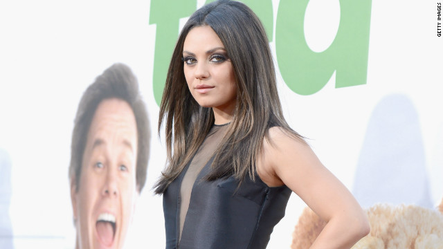 Mila Kunis: Me? Date? Yeah, right