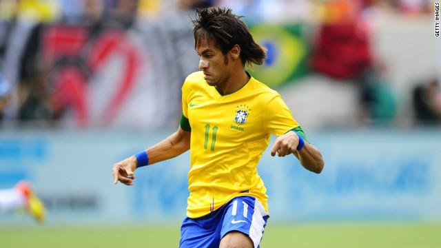 Brasil clasifica a cuartos gracias a Neymar y Uruguay queda en riesgo en el fútbol olímpico
