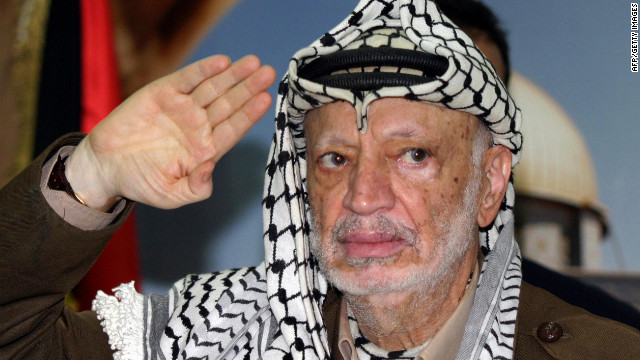Work begun to exhume Arafat's body