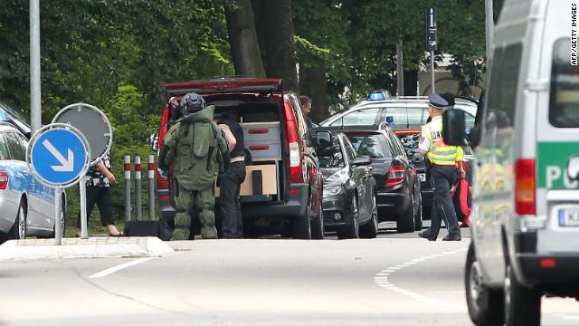4 dead in German standoff