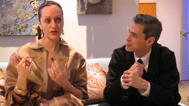 Clothing designer Isabel Toledo and artist Ruben Toledo talk about their 30-year artistic and romantic partnership.