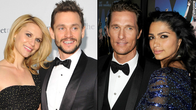 Mini baby boom: Guess which star couples are expecting?