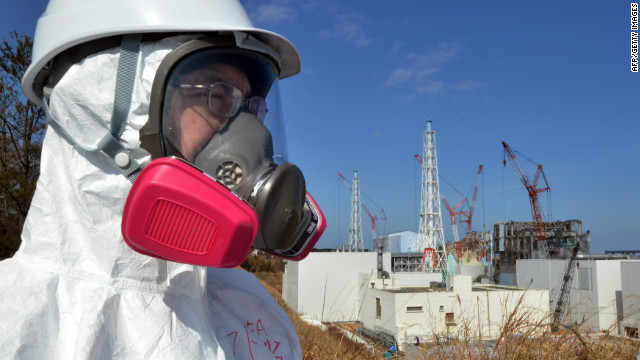 The nuclear crisis at the Fukushima Daiichi power plant in Japan was a 