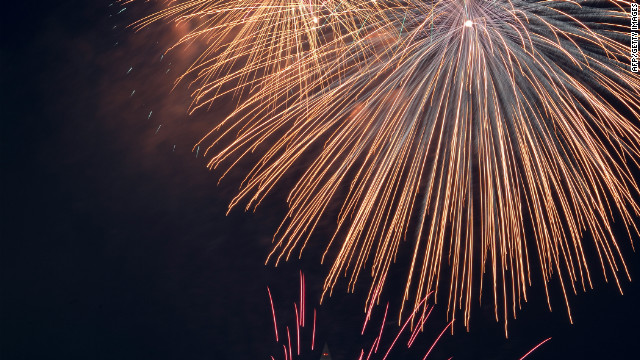 No July 4 'rockets' red glare' for some military bases