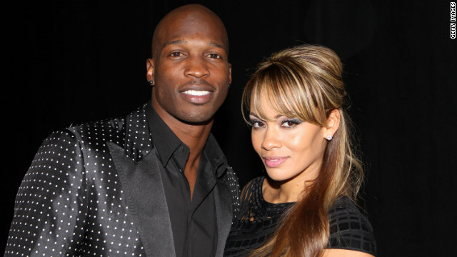 'Basketball Wives' ' Evelyn Lozada, Chad Ochocinco wed