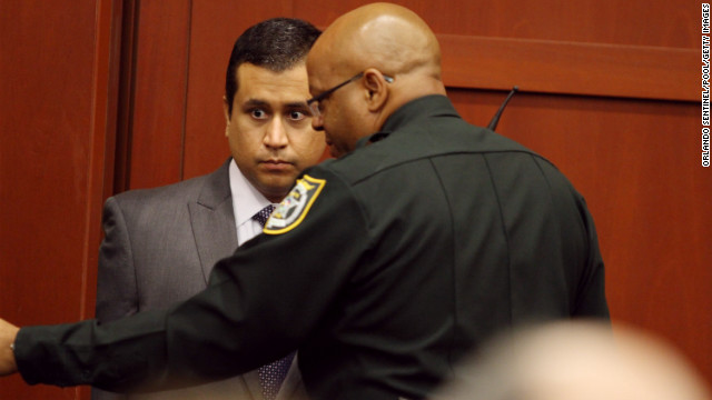 Juez de Florida fija fianza de 1 milln de dlares a George Zimmerman
