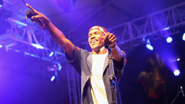 Frank Ocean cited for marijuana possession