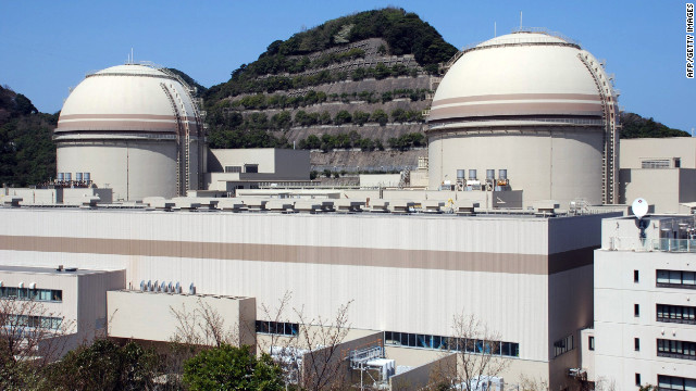 Japan again getting electricity from nuclear energy