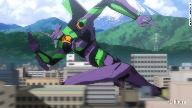 Why 'Neon Genesis Evangelion' keeps fans coming back for more