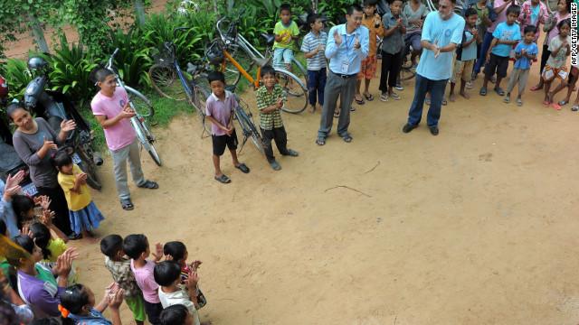 Una misteriosa enfermedad mata a decenas de niños en Camboya