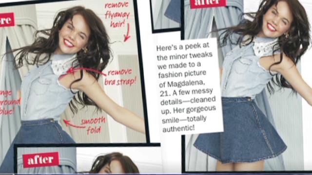 """La revista """"Seventeen' promete no modificar digitalmente sus imágenes"""