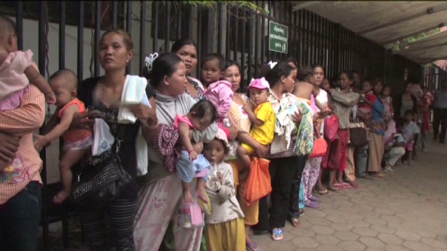 Una mezcla de agentes patógenos causó misteriosa enfermedad en Camboya