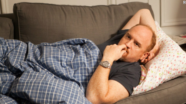'Louie' heads to China for season finale