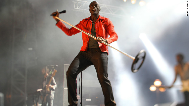 Seal's in an 'excellent place' post-split