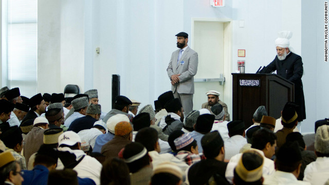 Islamic sect has appealing message for U.S. politicians but has global enemies