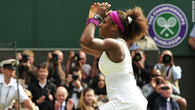 Serena Williams conquista su quinto Wimbledon