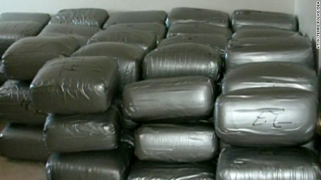 Three tons of marijuana, fifty pounds of meth and over two million dollars are just some of the items confiscated during a drug cartel bust in Arizona.