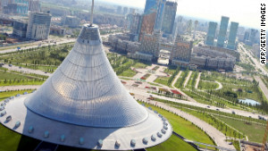 Kazakhstan: A country in pictures