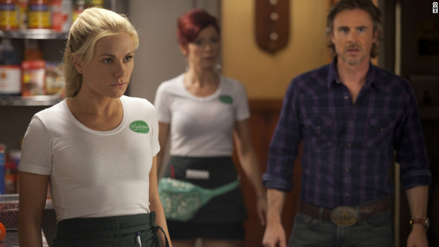 Sookie boots and rallies on 'True Blood'