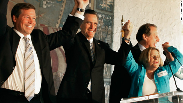 Mitt Romney's anti-Castro plays into the regime's anti-imperialism discourse, says Sanchez. Romney (C) said if he became president that &quot;it is my expectation that Fidel Castro will finally be taken off this planet.&quot;