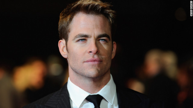 "From ""This Means War"" to ""People Like Us,"" we know Chris Pine, 31, could take on James' character."