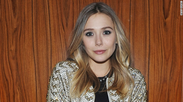"Elizabeth Olsen, 23, commanded the screen in 2011's ""Martha Marcy May Marlene"" and she could do the same in ""Fifty Shades."""