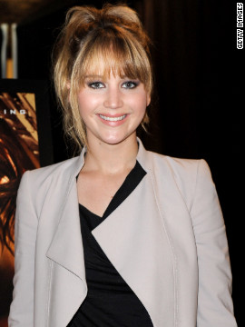 Ana would be a different role for on-screen heroine Jennifer Lawrence, 21. But something tells us the Oscar-nominated actress could handle it.