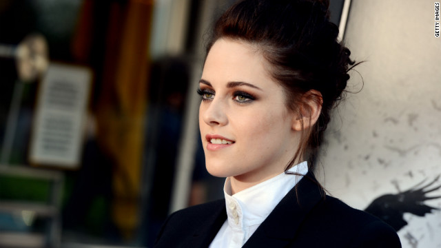 What about Kristen Stewart as Ana? After all, Bella, Stewart's &quot;Twilight&quot; character, inspired the role. However, the odds of the 22-year-old nabbing the coveted role might be slim to none. James said, via &lt;a href='http://www.nypost.com/p/pagesix/strange_shades_qhoTAmKmd5K9MdOLQ0YR0O' target='_blank'&gt;New York Post&lt;/a&gt;, &quot;I think it would be too strange!&quot;