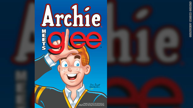 'Archie' will meet 'Glee' in crossover story