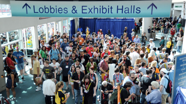 Comic-Con wrestles business out of chaos