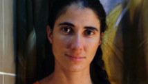 Nobel prize nominee Yoani Sanchez