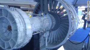 Rolls-Royce showcases jet engine made of Lego