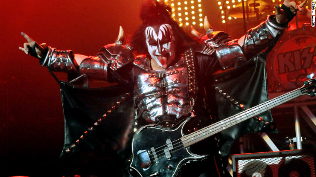 Gotta watch: A monumental Gene Simmons, and other rock star Q&amp;As