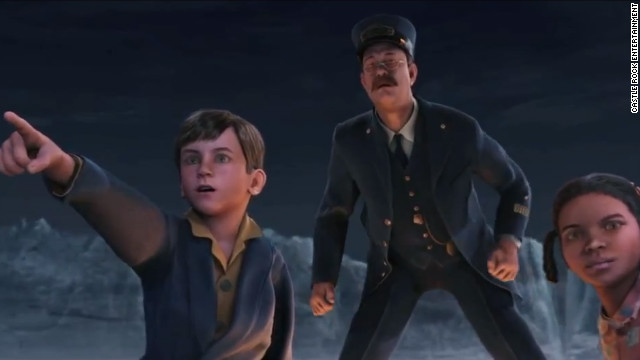 Tthe computer-animated characters in 2004's &quot;The Polar Express&quot; were called creepy by some critics.