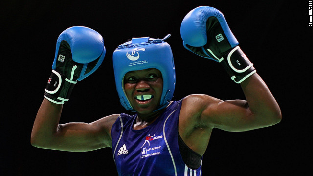 Ranked third in the world in the flyweight (51kg) division, Nicola Adams has been a pioneering figure for British women in the sport. In 2001 she became the first female boxer to ever represent England and in 2007 she became the first Briton to win a medal, with bantamweight silver at the European Championships and is now the continental flyweight champion.
