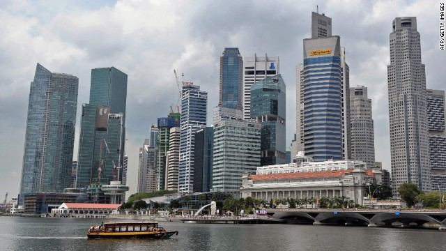 Singapore: Worlds richest country by 2050?