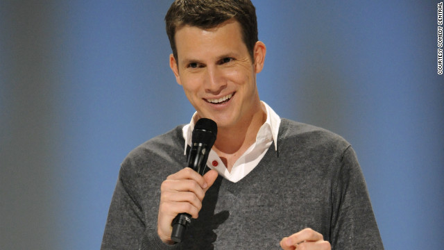 Daniel Tosh's show debut causes few ripples at Comic-Con
