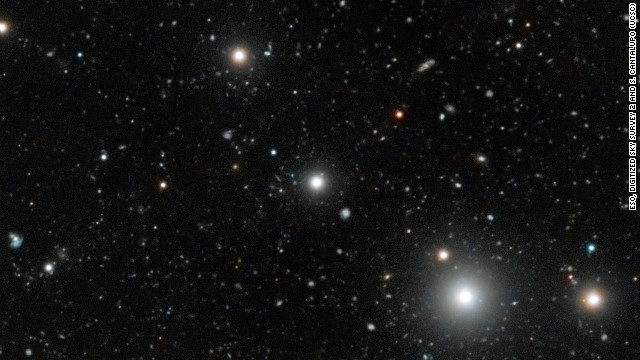 Dark galaxies come to light for the first time