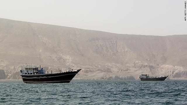 MME takes a look at Iran's threats to close the Strait of Hormuz